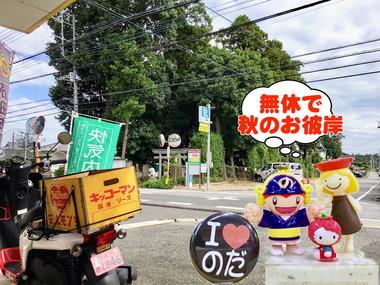 野田市のお彼岸20170215