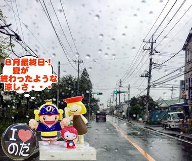 8月末の野田市20170215