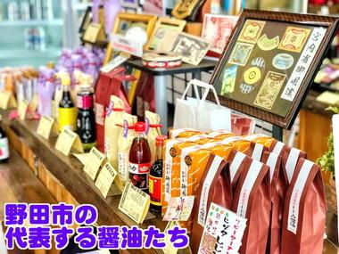 野田市:パワースポット醤油の里