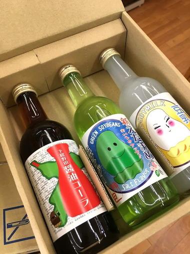 醤油コーラ・枝豆サイダー18813349