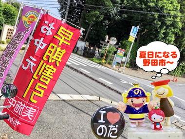 夏日な野田市20170215