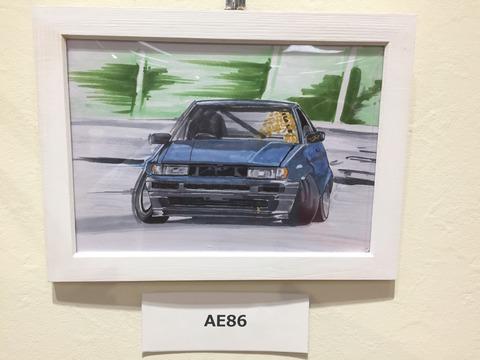 トヨタ レビン AE86