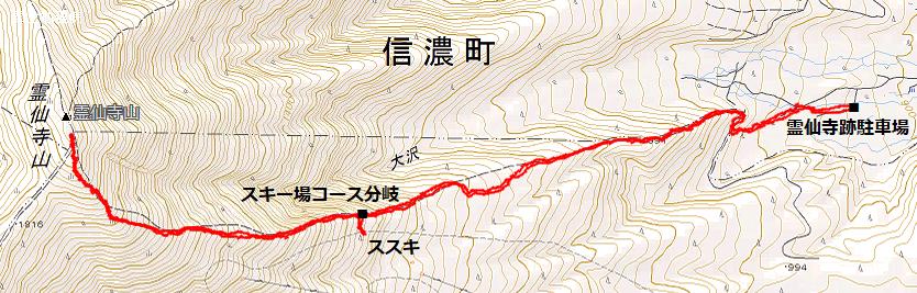 313 霊仙寺山