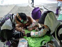 K&Kプロジェクトが主催した応援イベントで青野