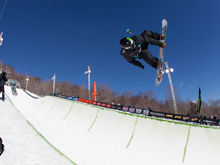 Dew Tour 2010/2011 「Killington 2011」 ハイライト