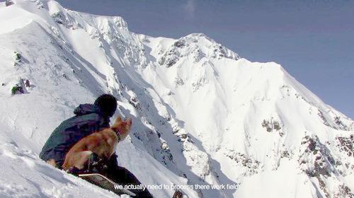 雪崩の山・谷川岳--選んだ者と選ばれた日-