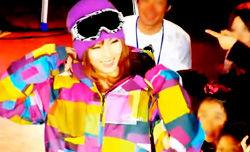IKENOCITY SDS スノーボード ファッションショー