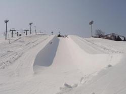 石打丸山スキー場SuperSnowPark