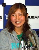 女優転身を宣言した、06年トリノ五輪スノーボードハーフパイプ日本代表の今井メロ