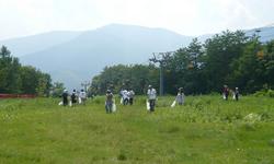 マウンテンクリーンキャラバン2009