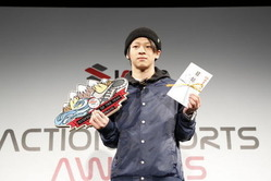 『JAPAN ACTION SPORTS AWARDS 2014』