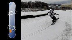 スノーボード浜直哉のHOW TO 180
