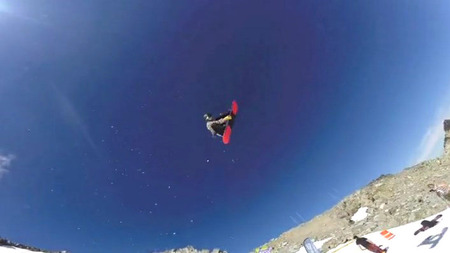 US slopestyle team photo