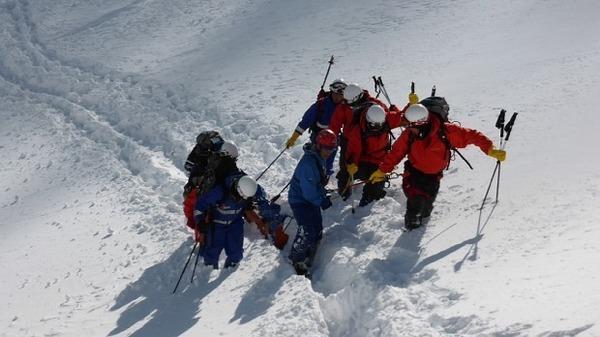 雪崩事故救助