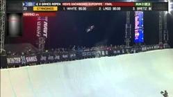Ayumu Hirano wins silver in Snowboard SuperPipe