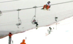 Sam Hulbert & Jamie Andersonが優勝! /Burton Canadian Open 2011 Slopestyle