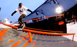 Nike 6.0 Stairset Battle Tour 第10戦 /ツアーファイナル@Air&Style Munich 2011