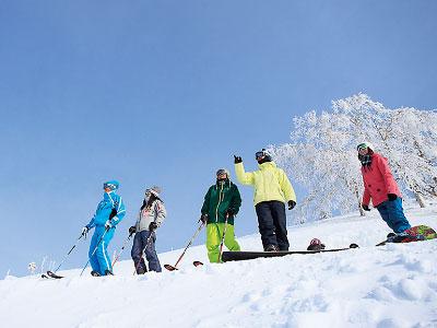 スキー王国いわて