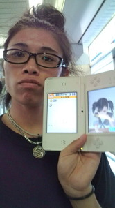 スーノーボード元日本代表・成田童夢さんの彼女は『ラブプラス』の凛子?