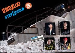 THIRTYTWO x STEPCHILDチームが川場スキー場に大集結!