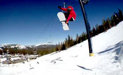 USのスノーリゾートが続々とオープンでライダー達が集結
