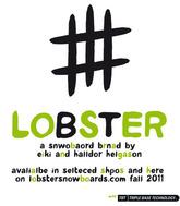 ヘルガソン兄弟が新スノーボードブランド「Lobster Snowboards」を設立!