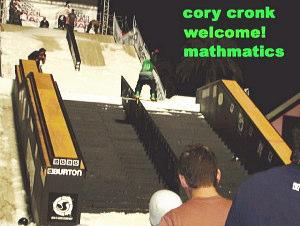CORY CRONK