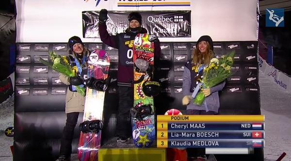 women bigair podium