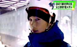 スノーボード界に登場した世界に挑める新星・平岡 卓君に密着しました。