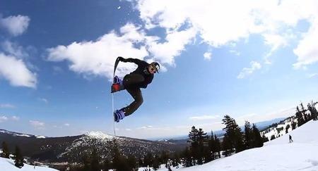 Blake Driskellのハイライト スノーボード ムービーのキャプチャ画像