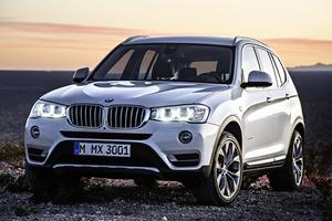 BMW X3 Xラインパッケージ