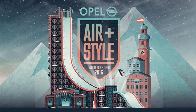 Air + Style INNSBRUCK 2016