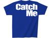 Catch Me Tee blu