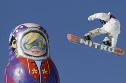 光國製のスノーボードで大活躍したスヴェン・ソーグレン選手