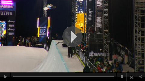 Winter X Games 15: Men's Superpipe Finals