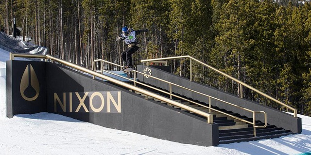 men slopestyle