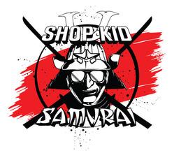 shop kid samurai