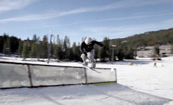 Smokin Snowboards チーム /Boreal Team Video Challenge 2010