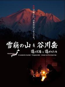 雪崩の山・谷川岳_package