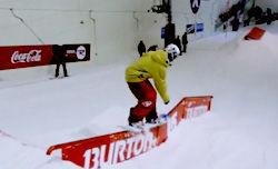 Burton High 5 Tour in Braehead