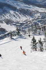 スキー場で事故にあわないために