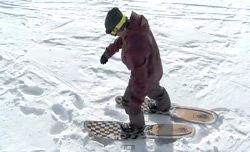 Vansのスニーカー型スノーボードを作って滑ろう企画!?/Every Third Thursday