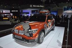 BMW コンセプトK2パウダーライド