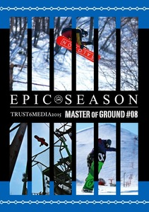 EPIC SEASON / Master of Ground #08ジャケット