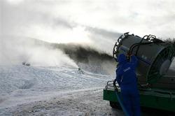 那須塩原市湯本塩原のスキー場「ハンターマウンテン塩原」(写真:産経新聞)