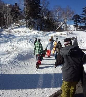 大雪山層雲峡・黒岳スキー場