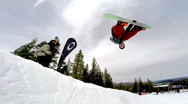 Oakley Mini Pipe Challenge