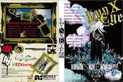 INDRES-FORMARION 3rd DVD『Lynx Eye』
