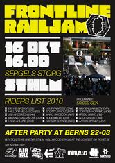 Frontline Rail Jam 2010