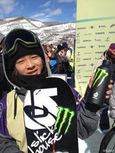 平野歩夢(14歳)